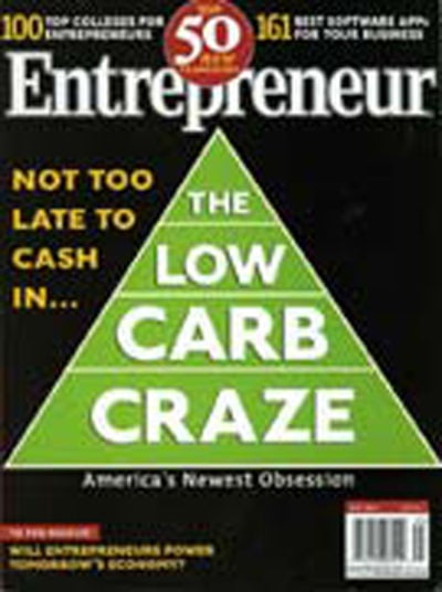 Entrepreneur Magazine - May 2004