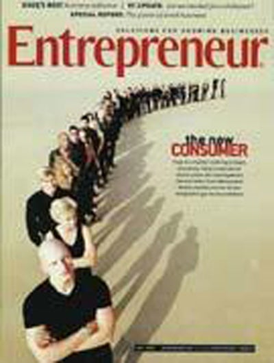 Entrepreneur Magazine - May 2005