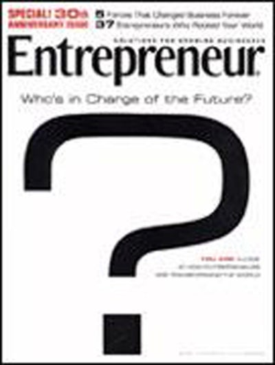 Entrepreneur Magazine - May 2007