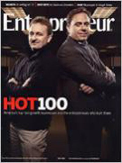 Entrepreneur Magazine - May 2008