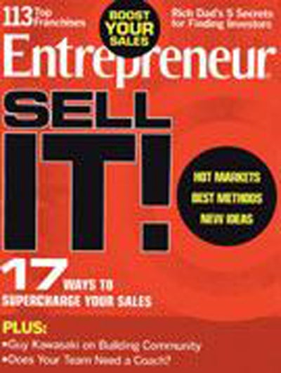 Entrepreneur Magazine - June 2007