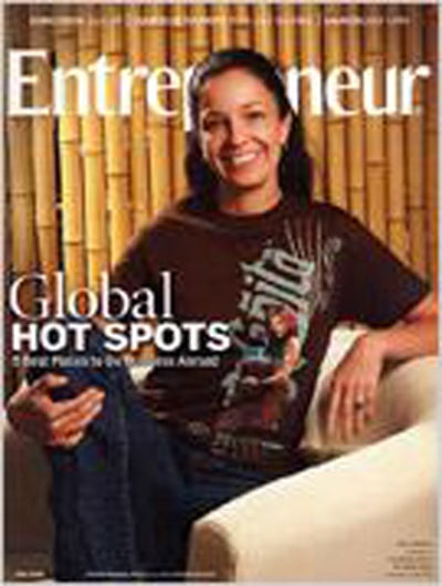 Entrepreneur Magazine - June 2008