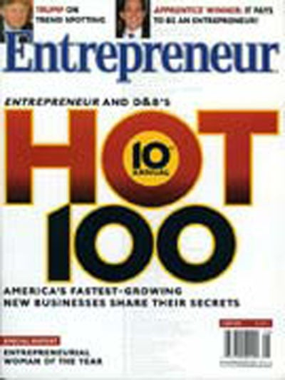 Entrepreneur Magazine - June 2004