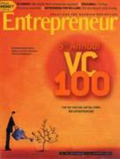 Entrepreneur Magazine - July 2005