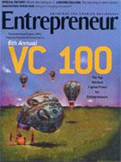 Entrepreneur Magazine - July 2006