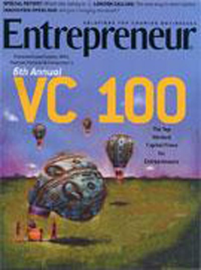 Entrepreneur Magazine - July 2006