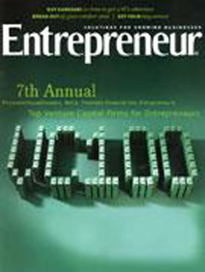 Entrepreneur Magazine - July 2007