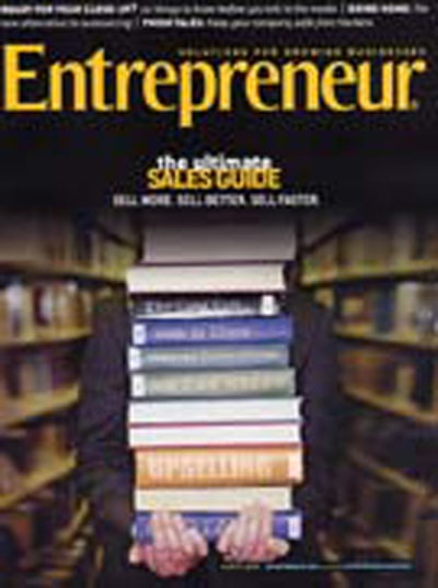 Entrepreneur Magazine - August 2005