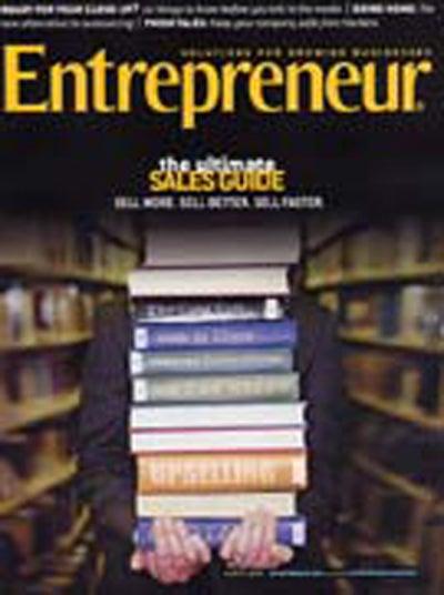 Entrepreneur Magazine - August 2005