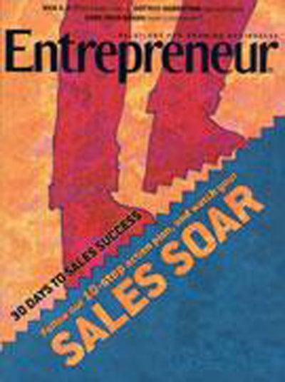 Entrepreneur Magazine - August 2006