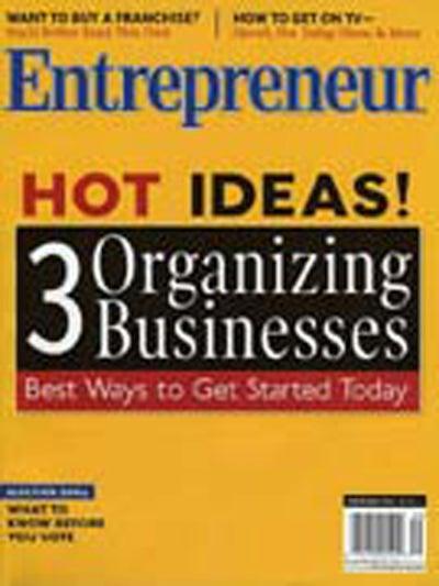 Entrepreneur Magazine - September 2004