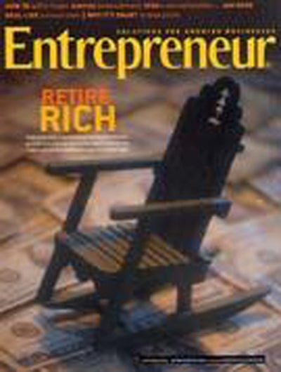 Entrepreneur Magazine - September 2005