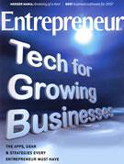 Entrepreneur Magazine - September 2007