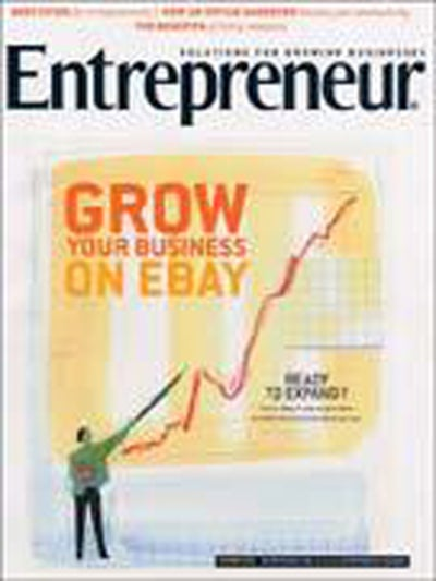 Entrepreneur Magazine - October 2005