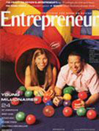 Entrepreneur Magazine - October 2006