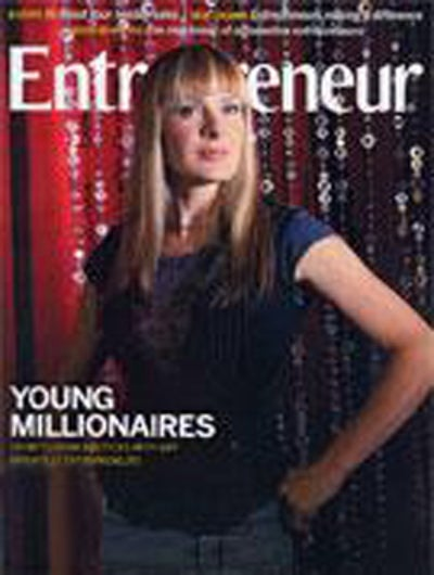Entrepreneur Magazine - October 2007