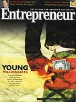Entrepreneur Magazine - November 2004