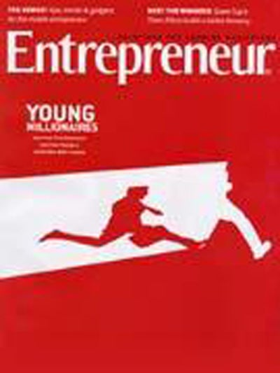 Entrepreneur Magazine - November 2005