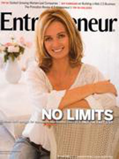 Entrepreneur Magazine - November 2007