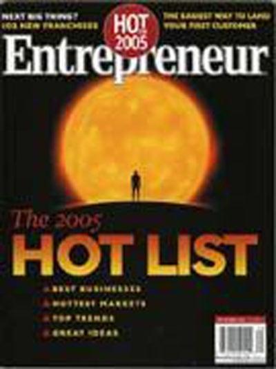 Entrepreneur Magazine - December 2004