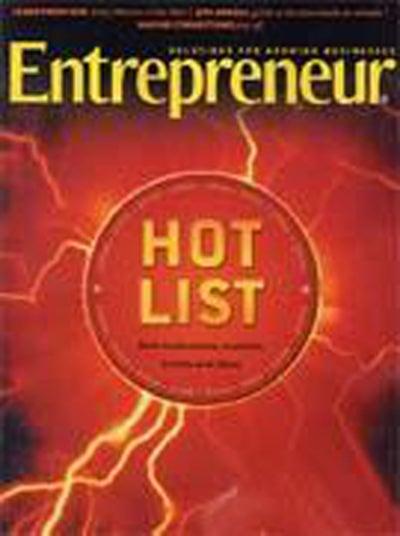 Entrepreneur Magazine - December 2005