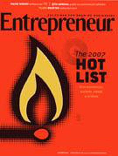 Entrepreneur Magazine - December 2006