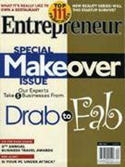 Entrepreneur Magazine - April 2004