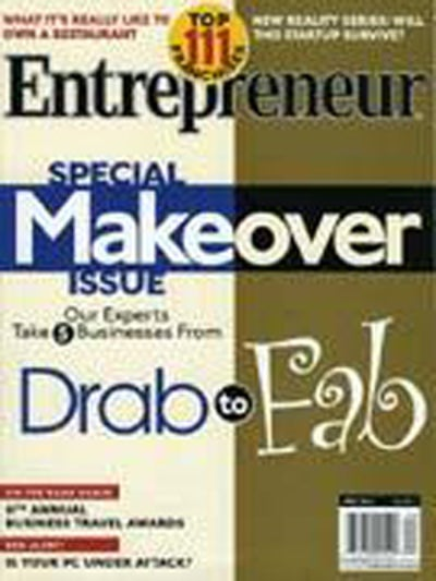 Entrepreneur Magazine - April 2004