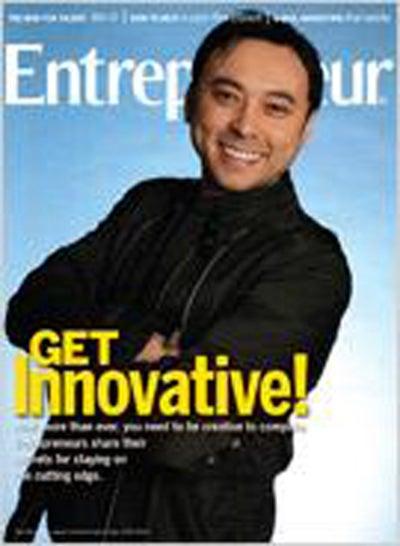 Entrepreneur Magazine - July 2008