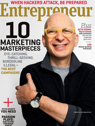 Entrepreneur Magazine - February 2013