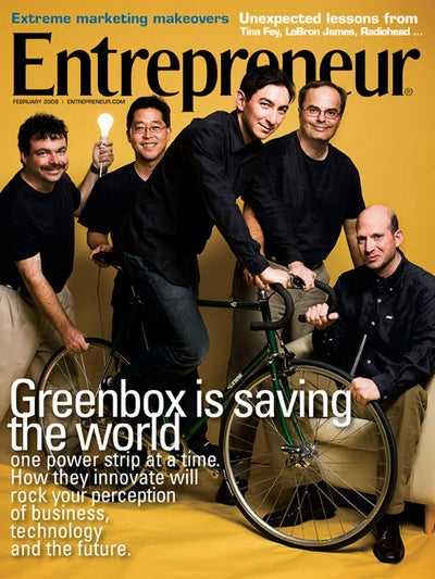 Entrepreneur Magazine - February 2009