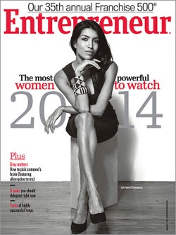 Entrepreneur Magazine - January 2014