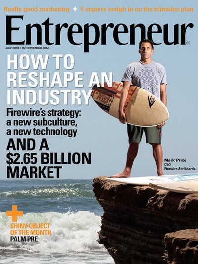 Entrepreneur Magazine - July 2009