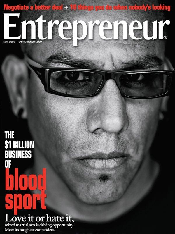 Entrepreneur Magazine - May 2009
