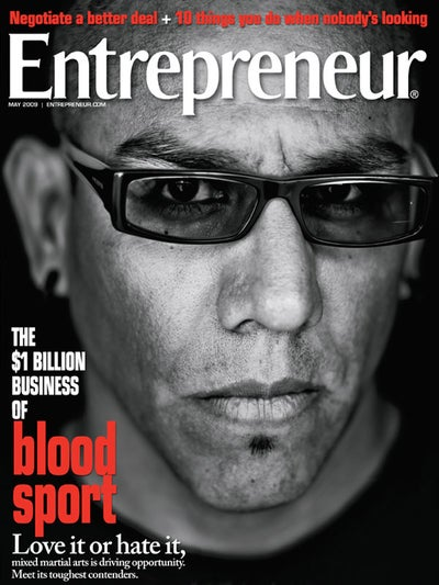 Entrepreneur Magazine - May 2009