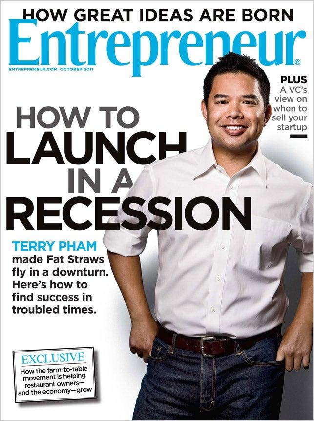 Entrepreneur Magazine - October 2011