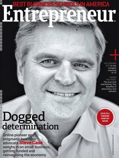 Entrepreneur Magazine - October 2012
