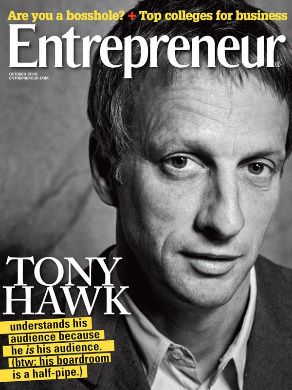 Entrepreneur Magazine - October 2009