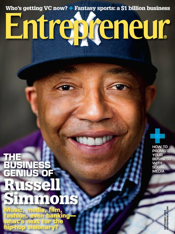 Entrepreneur Magazine - September 2009