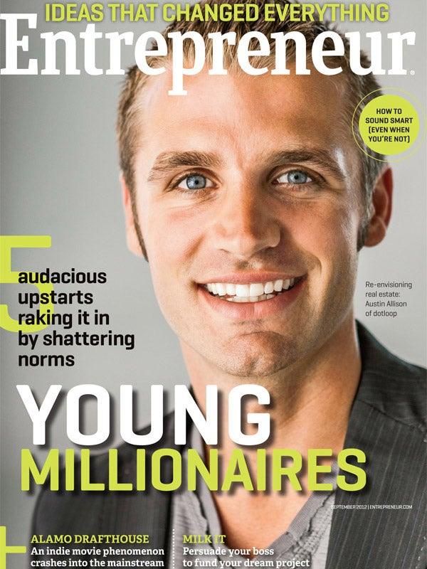 Entrepreneur Magazine - September 2012