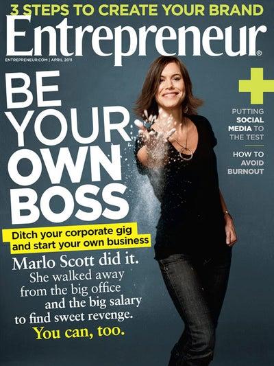 Entrepreneur Magazine - April 2011