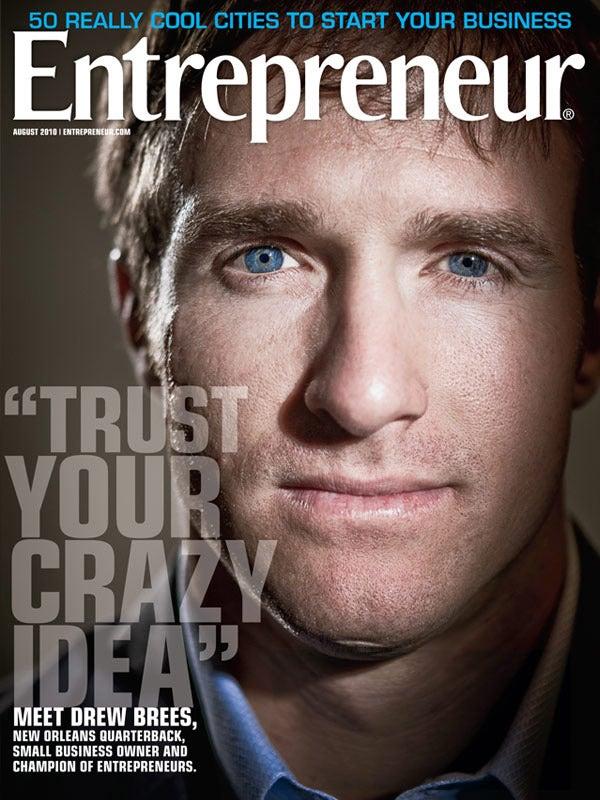 Entrepreneur Magazine - August 2010