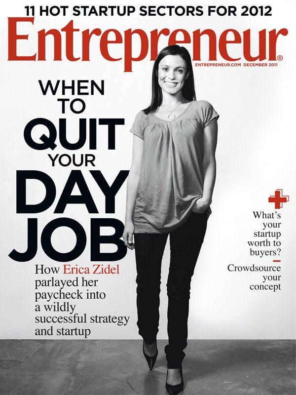 Entrepreneur Magazine - December 2011
