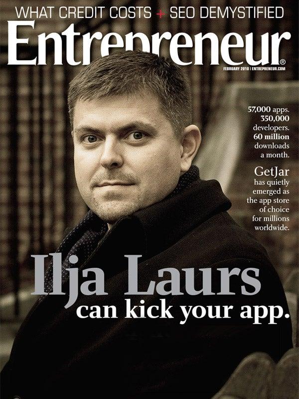 Entrepreneur Magazine - February 2010