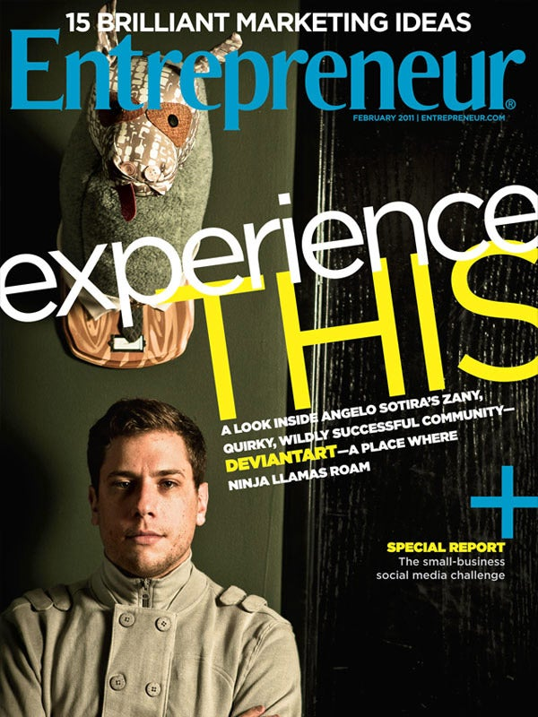 Entrepreneur Magazine - February 2011