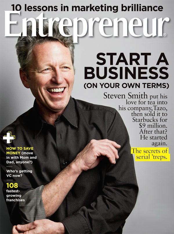 Entrepreneur Magazine - February 2012