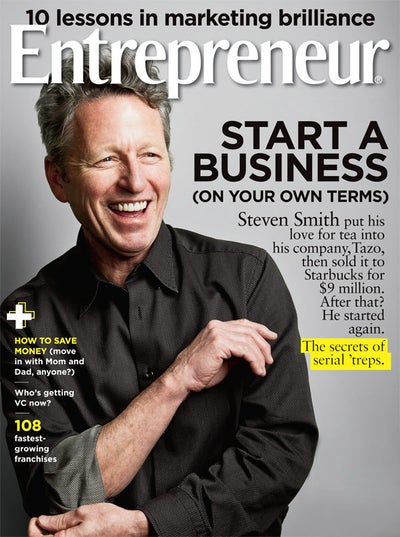 Entrepreneur Magazine - February 2012