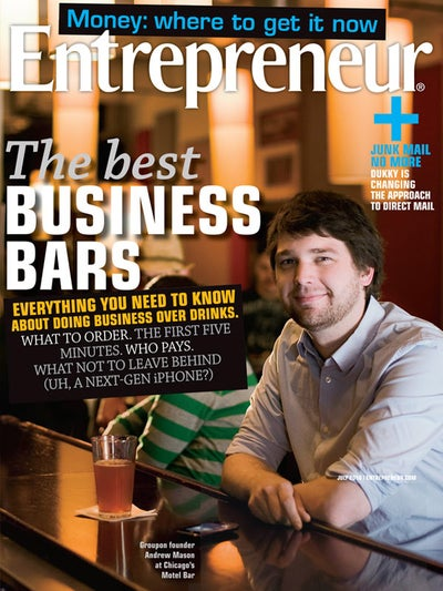 Entrepreneur Magazine - July 2010