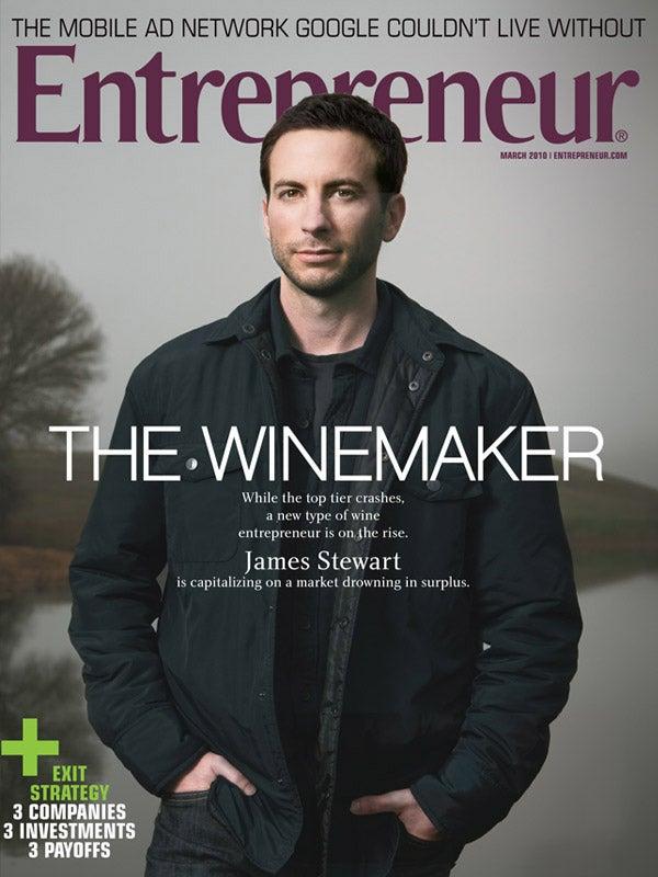Entrepreneur Magazine - March 2010