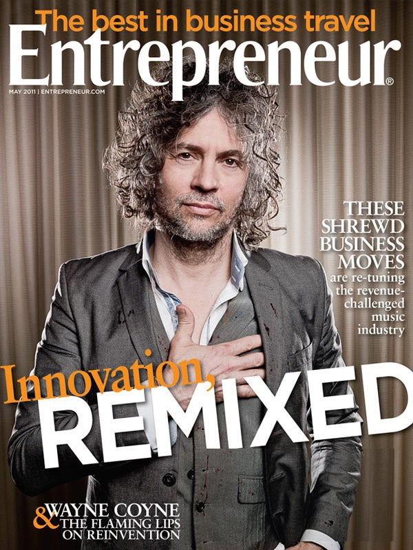 Entrepreneur Magazine - May 2011